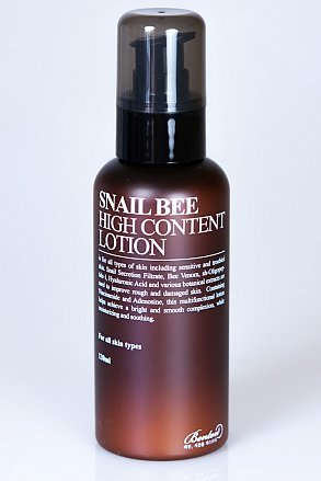 SNAIL BEE HIGH CONTENT LOTION BENTON